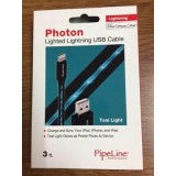 8-17-2020 Photon MFI 3 ft. Lightning Charging Cable
